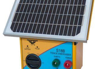 Solar Powered Energisers